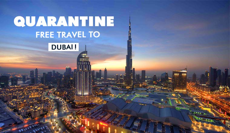 Enjoy Quarantine FREE Travel